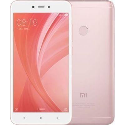 Xiaomi Redmi Note 5a Prime 32GB Dual Pink (Ελληνικό Μενού - Global Version) (Δώρο Tempered Glass + Θήκη) Πληρωμή έως 12 δόσεις
