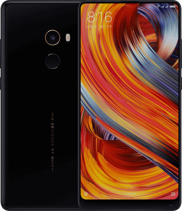 Xiaomi Mi Mix 2 64GB Dual Black (Ελληνικό Μενού) (Δώρο Θήκη) Πληρωμή έως 12 δόσεις