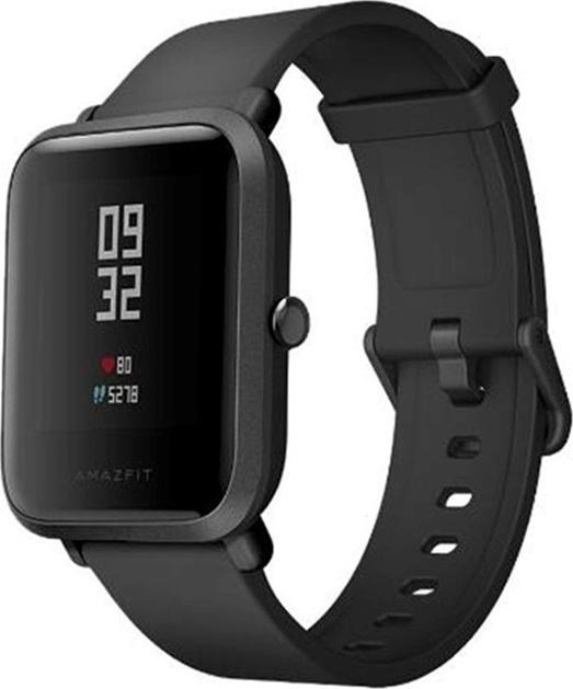 Xiaomi Amazfit Bip Smartwatch English Version Black