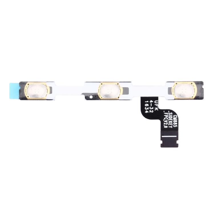 iPartsBuy Καλωδιοταινία Power Button Flex Cable Για Xiaomi Redmi Note 4