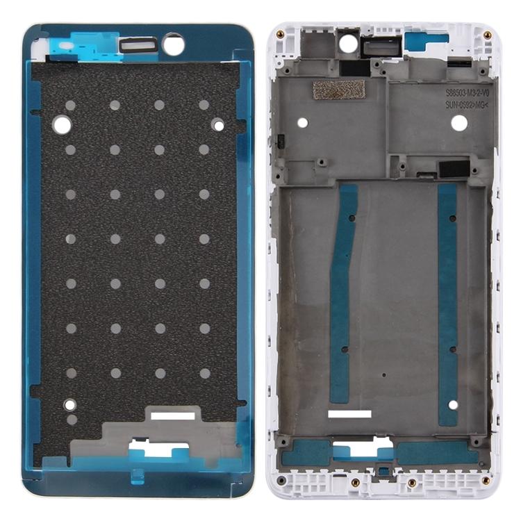 Μεσαίο Πλαίσιο Xiaomi Redmi 4X iPartsBuy White