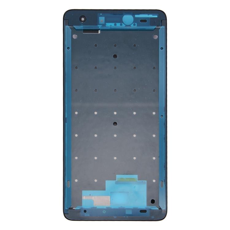 Μεσαίο Πλαίσιο Xiaomi Redmi Note 4X iPartsBuy Black