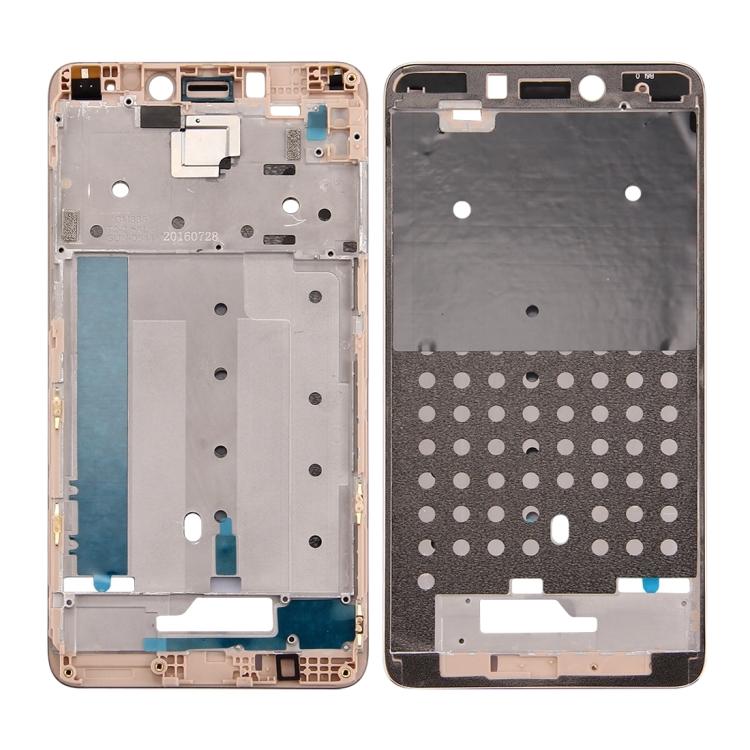 Μεσαίο Πλαίσιο Xiaomi Redmi Note 4 iPartsBuy Gold
