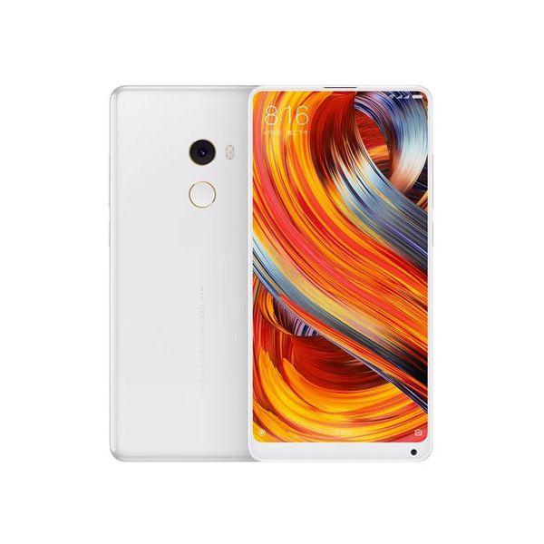 Xiaomi Mi Mix 2 128GB Dual White (Ελληνικό Μενού - Global Version) (Δώρο Θήκη) Πληρωμή έως 12 δόσεις