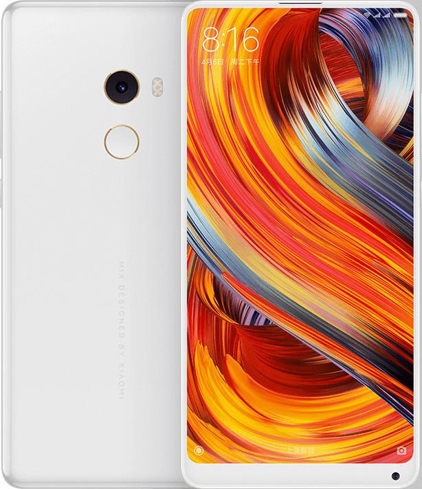 Xiaomi Mi Mix 2 Special Edition 128GB Dual White (Ελληνικό Μενού - Global Version) (Δώρο Tempered Glass + Θήκη) Πληρωμή έως 12 δόσεις