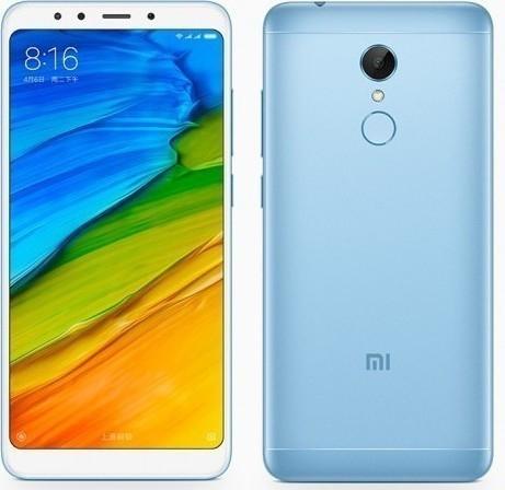 Xiaomi Redmi 5 16 GB Dual Blue (Ελληνικό Μενού - Global Version) (Δώρο Θήκη) Πληρωμή έως 12 δόσεις