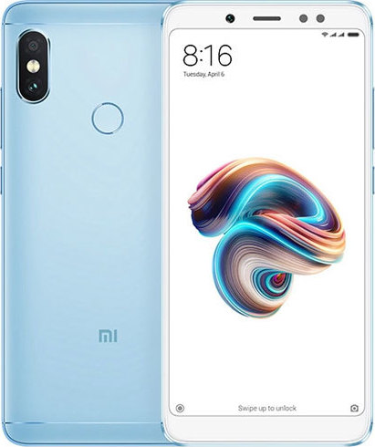 Xiaomi Redmi Note 5 64GB Dual Blue (Ελληνικό Μενού - Global Version) (Δώρο Tempered Glass + Θήκη) Πληρωμή έως 12 δόσεις