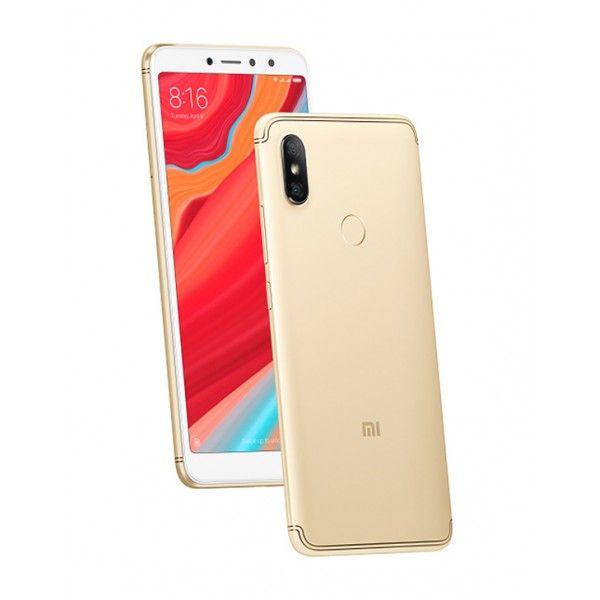Xiaomi Redmi S2 32GB Dual Gold (Ελληνικό Μενού - Global Version) (Δώρο Θήκη) Πληρωμή έως 12 δόσεις