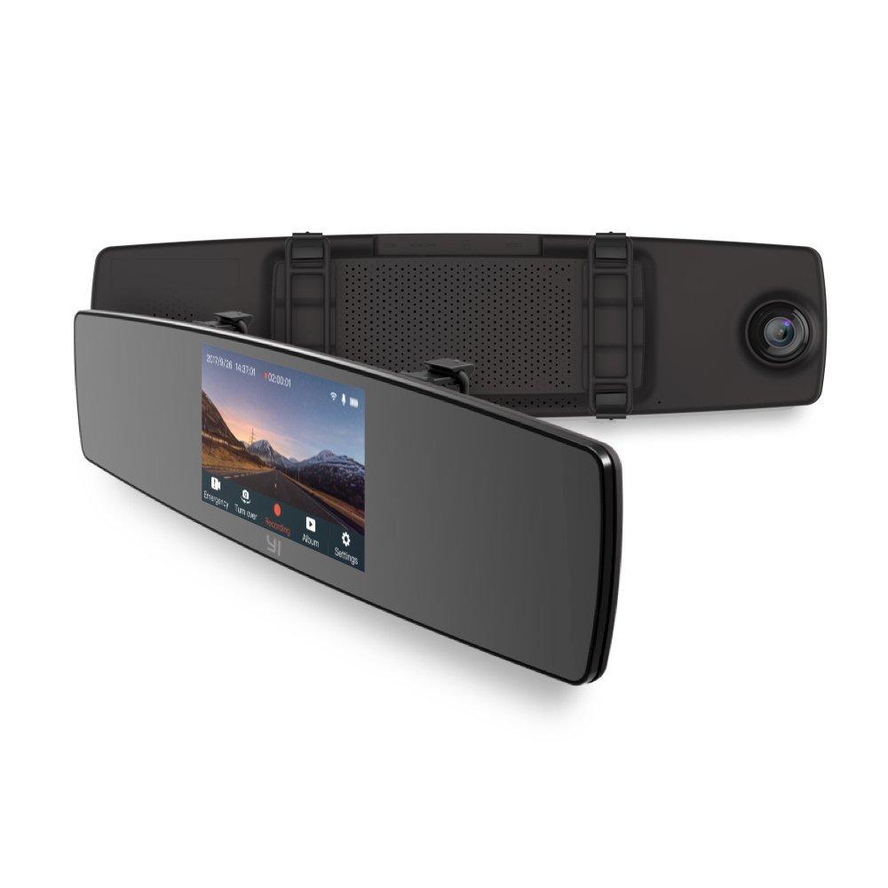 Yi Mirror Dash Camera Αυτοκινήτου
