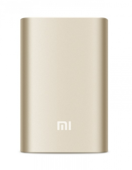 Xiaomi Mi Power Bank Pro 10000mAh Type-C Ταχείας Φόρτισης Gold