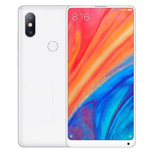 Xiaomi Mi Mix 2S 64GB Dual White (Ελληνικό Μενού - Global Version) (Δώρο Tempered Glass + Θήκη) Πληρωμή έως 12 δόσεις