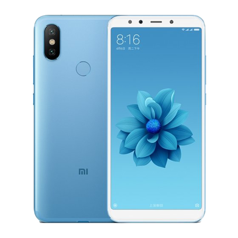Xiaomi Mi A2 32GB Dual Blue (Ελληνικό Μενού - Global Version) Πληρωμή έως 12 δόσεις