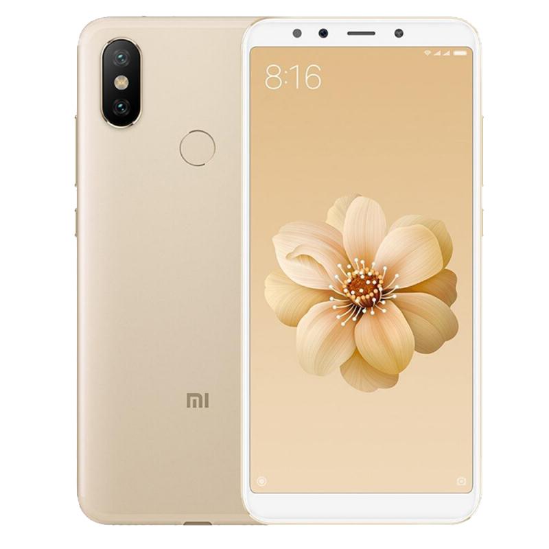Xiaomi Mi A2 64GB Dual Gold (Ελληνικό Μενού - Global Version) Πληρωμή έως 12 δόσεις