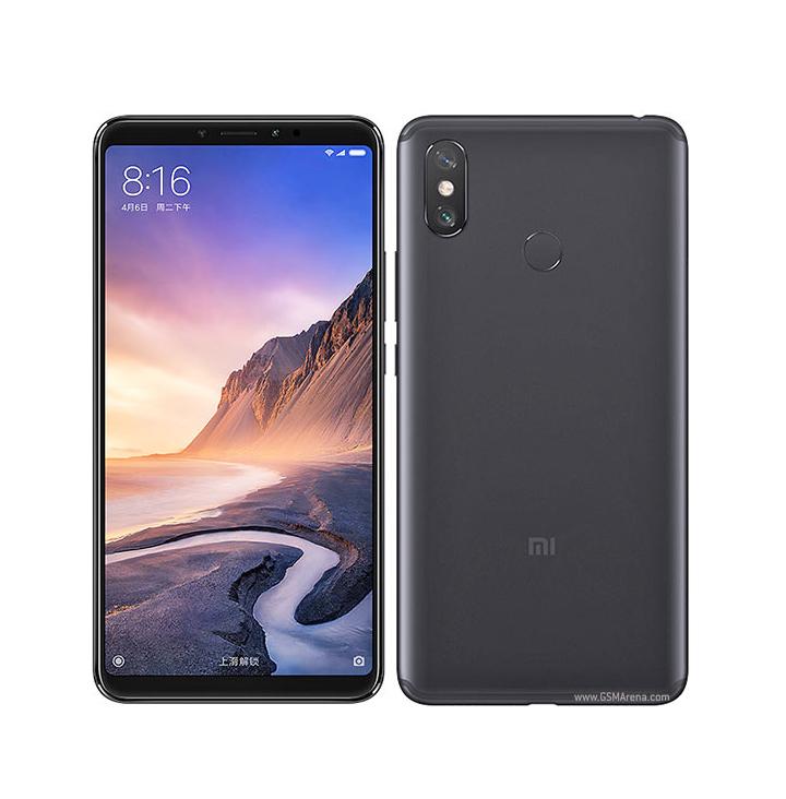 Xiaomi Mi Max 3 64GB Dual Black (Ελληνικό Μενού - Global Version) (Δώρο Θήκη) Πληρωμή έως 24 δόσεις
