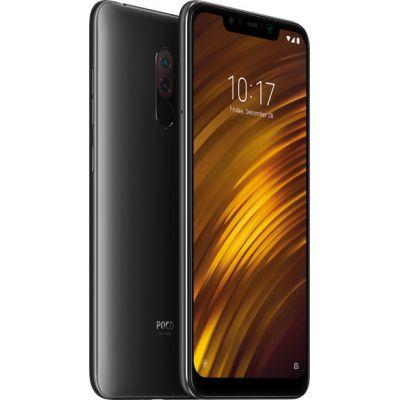 Xiaomi Pocophone F1 64GB Dual Graphite Black (Ελληνικό Μενού - Global Version) (Δώρο Tempered Glass) Πληρωμή έως 24 δόσεις