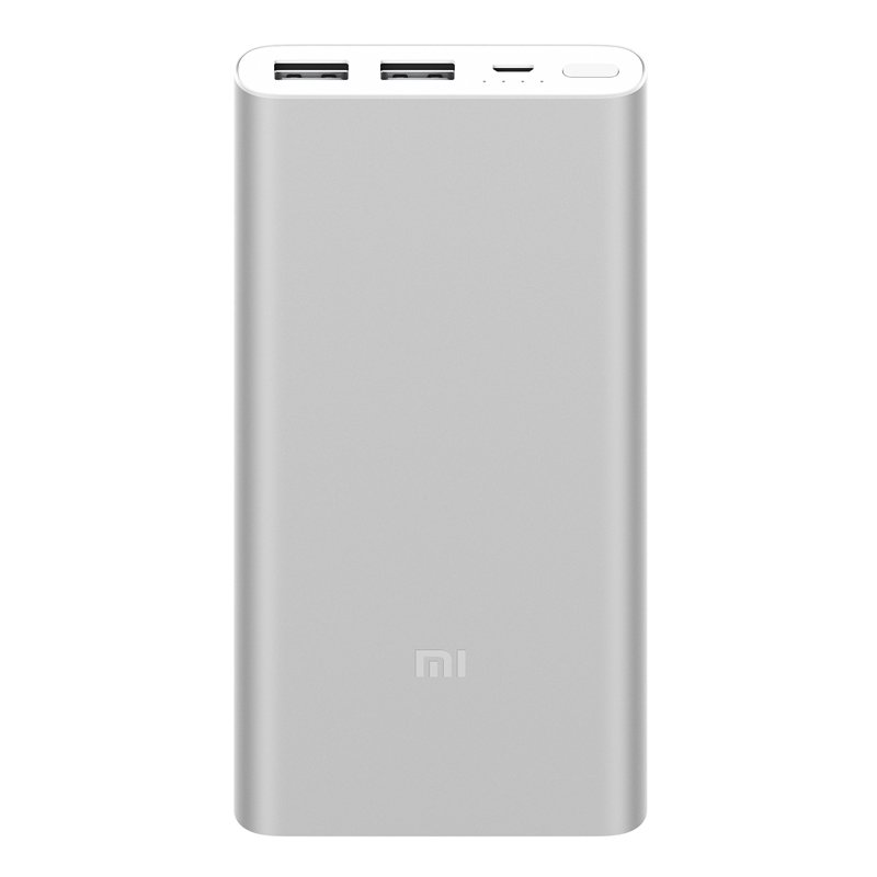 Xiaomi Power Bank 2S 10000mAh Silver*