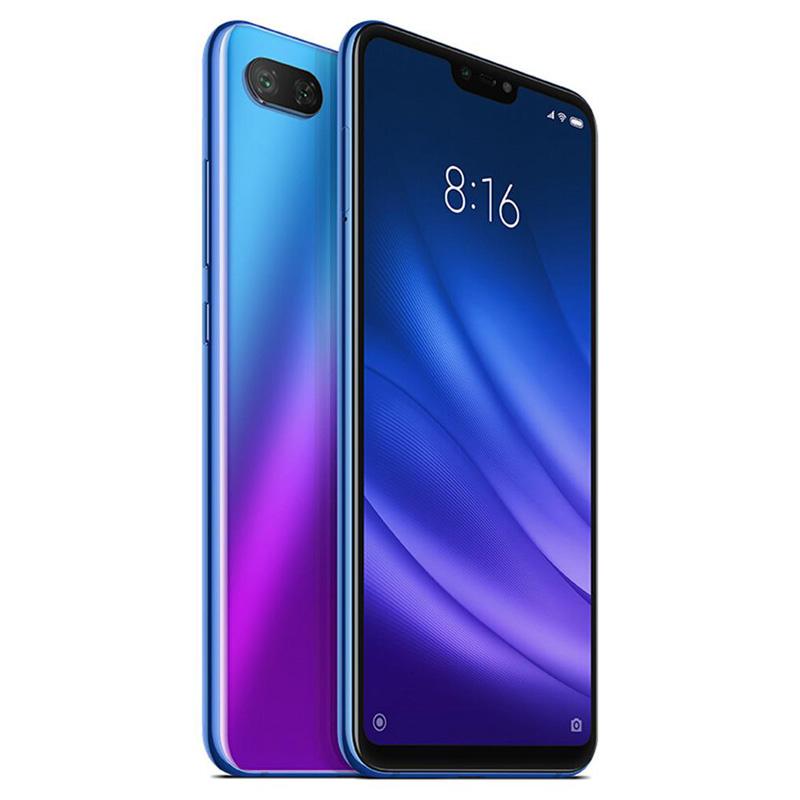 Xiaomi Mi 8 Lite 64GB Dual Blue (Ελληνικό Μενού - Global Version) (Δώρο Tempered Glass, Περιλαμβάνει Θήκη) Πληρωμή έως 24 δόσεις