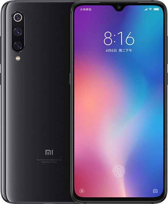 Xiaomi Mi 9 128GB Dual Piano Black (Ελληνικό Μενού - Global Version) (Δώρο Tempered Glass, Περιλαμβάνει Θήκη) Πληρωμή έως 24 δόσεις