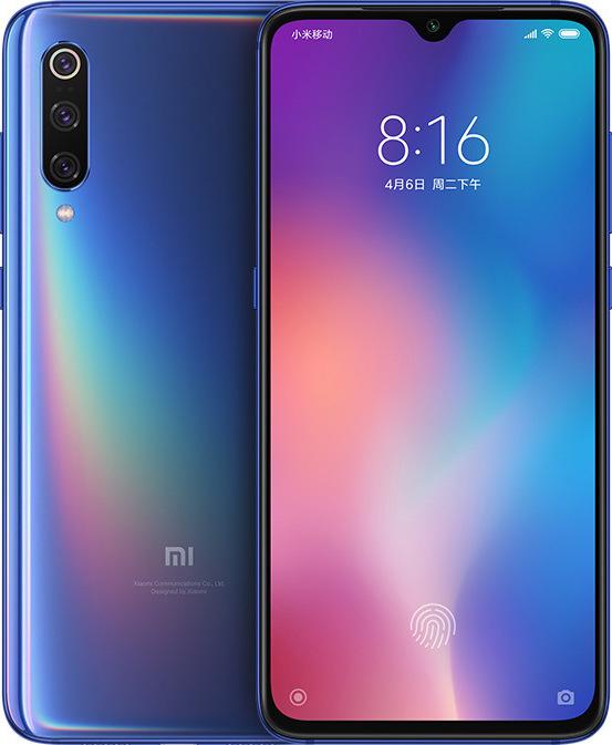 Xiaomi Mi 9 128GB Dual Ocean Blue (Ελληνικό Μενού - Global Version) (Δώρο Tempered Glass, Περιλαμβάνει Θήκη) Πληρωμή έως 24 δόσεις
