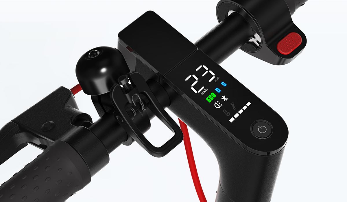 Xiaomi Mi Electric Scooter Pro Black Πληρωμή έως 24 δόσεις*