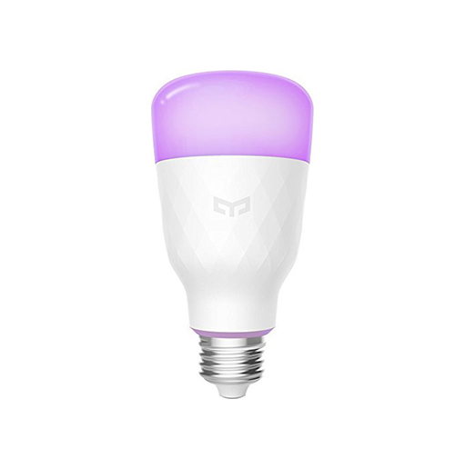 Xiaomi Yeelight E27 Bulb 10W RGBW Smart Color Έξυπνη Λάμπα YLDP06YL