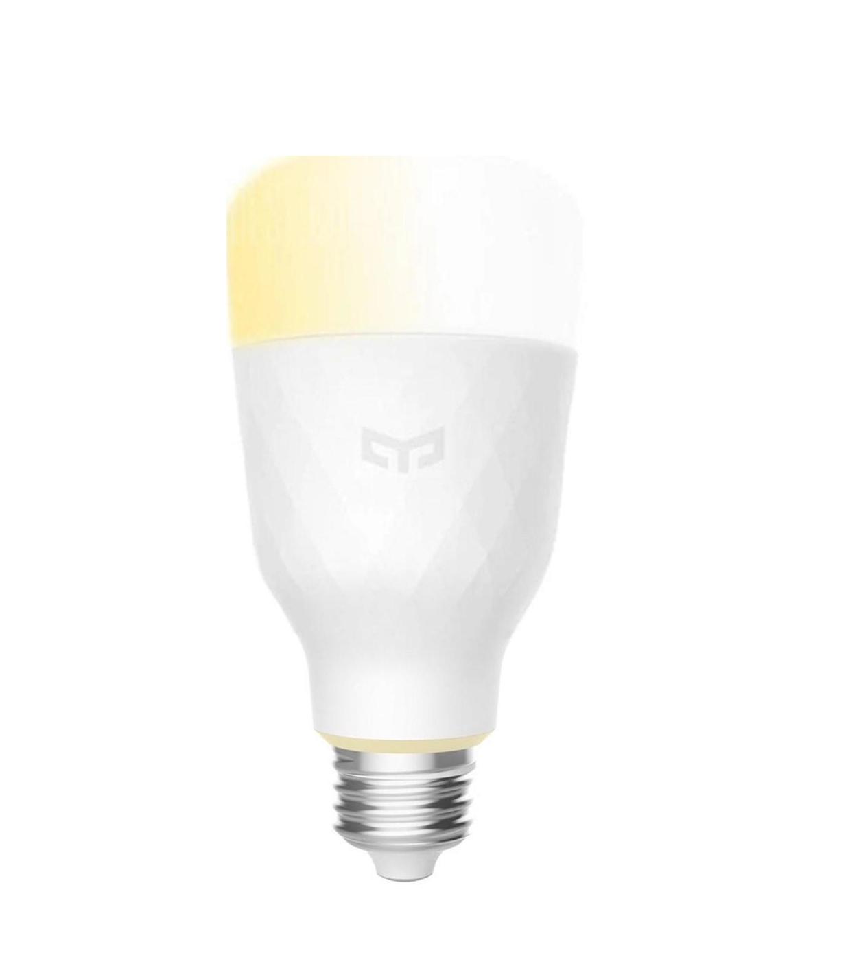 Xiaomi Yeelight E27 Bulb 10W Ρυθμιζόμενο Λευκό Smart  Έξυπνη Λάμπα YLDP05YL
