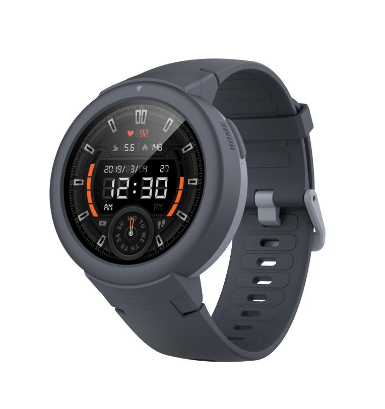 Xiaomi Amazfit Verge Lite Smartwatch Grey A1818 (2 χρόνια εγγύηση)