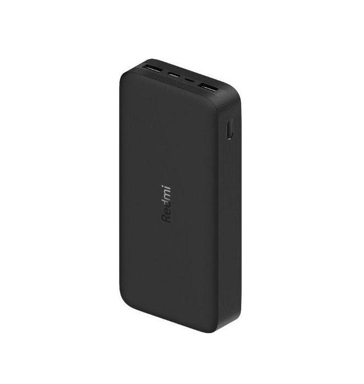 Xiaomi Redmi Power Bank 20000mAh 18W Fast Charger Black VXN4304GL