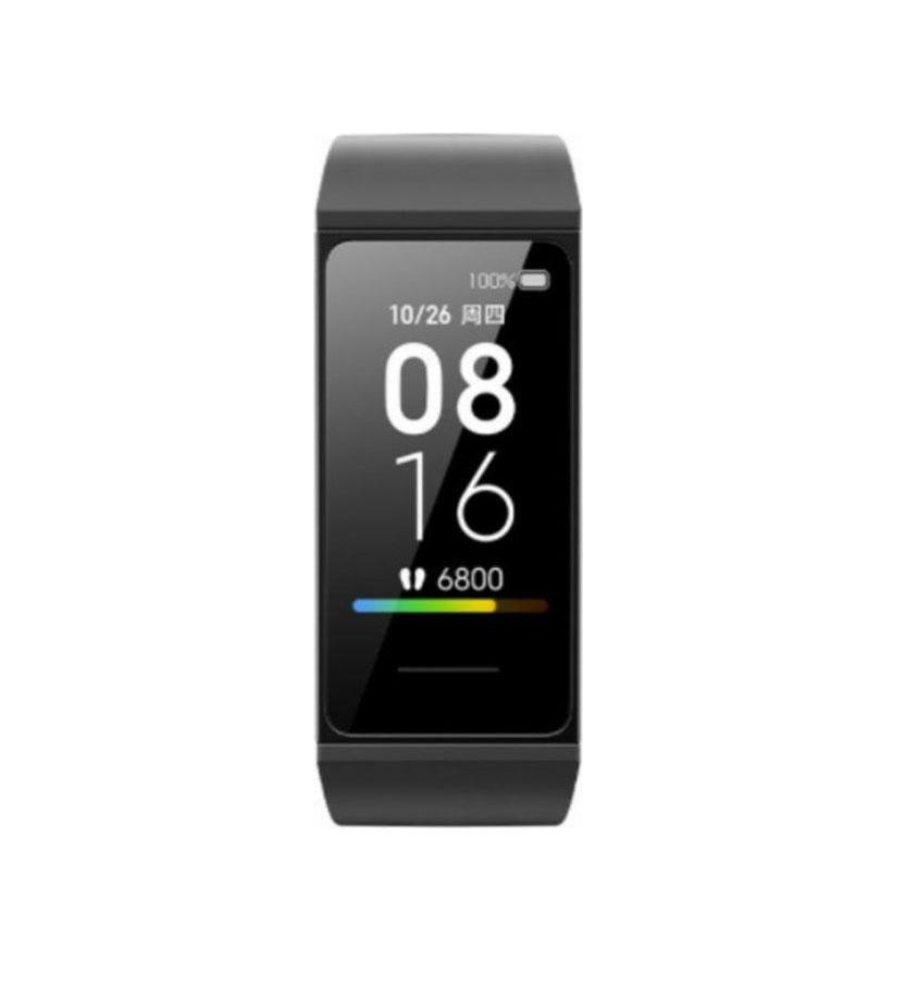 Xiaomi Mi Smart Band 4C Black (2 χρόνια εγγύηση)