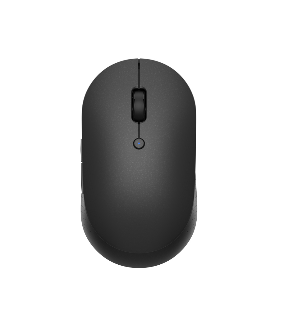Xiaomi Mi Dual Mode Silent Wireless Mouse Black HLK4041GL (2 χρόνια εγγύηση)