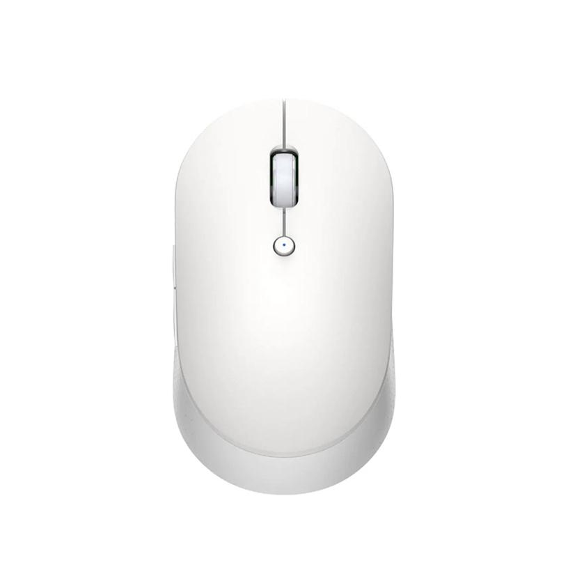 Xiaomi Mi Dual Mode Silent Wireless Mouse White HLK4040GL (2 χρόνια εγγύηση)