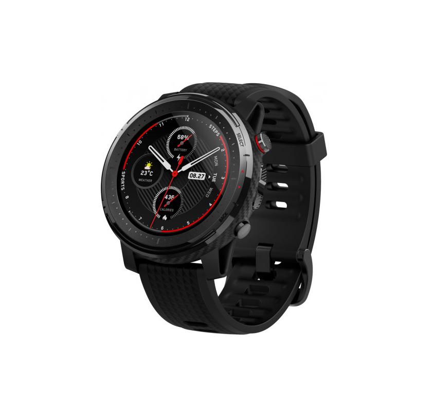 Amazfit Stratos 3 Smartwatch Black W1929TY1N