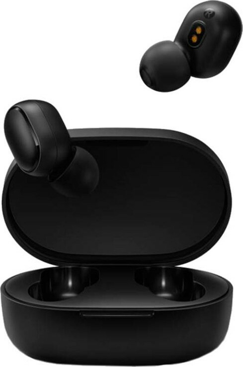 Xiaomi Mi True Wireless Earbuds Basic 2 Black BHR4272GL (2 χρόνια εγγύηση)