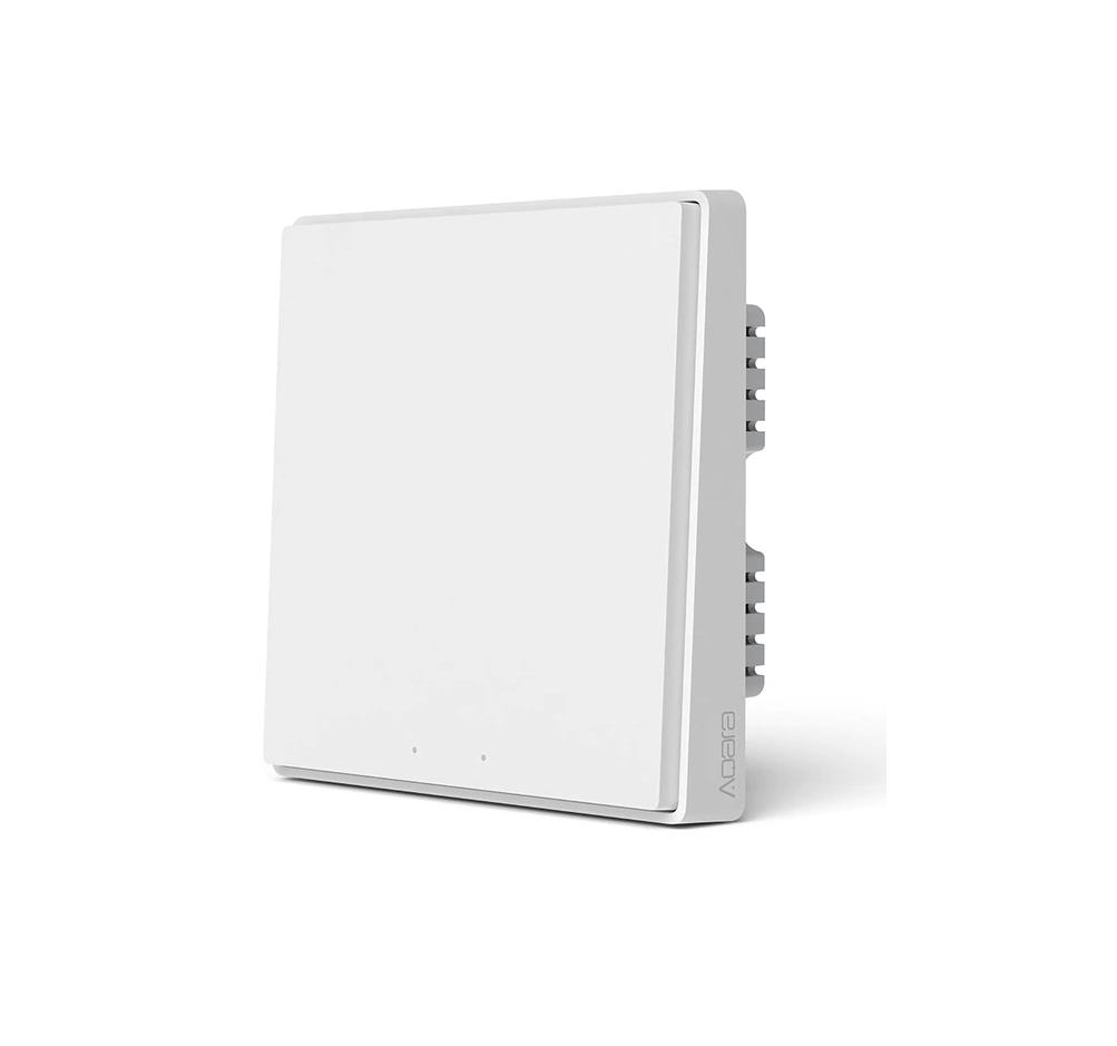 Xiaomi Aqara Wall Switch Single Button D1 QBKG21LM (2 χρόνια εγγύηση)