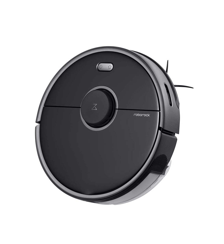 Xiaomi Roborock S5 Max Vacuum Cleaner Μαύρη* (2 χρόνια εγγύηση)