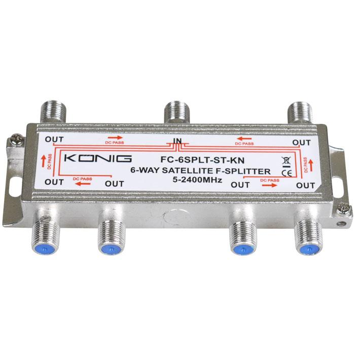 FC-6SPLT-ST-KN