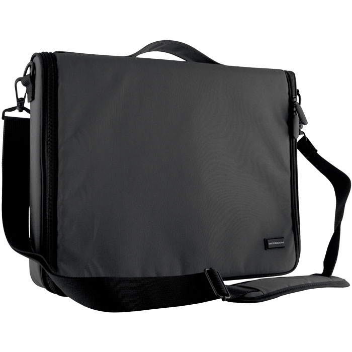 MODECOM TORINO 15.6 BLACK LAPTOP BAG