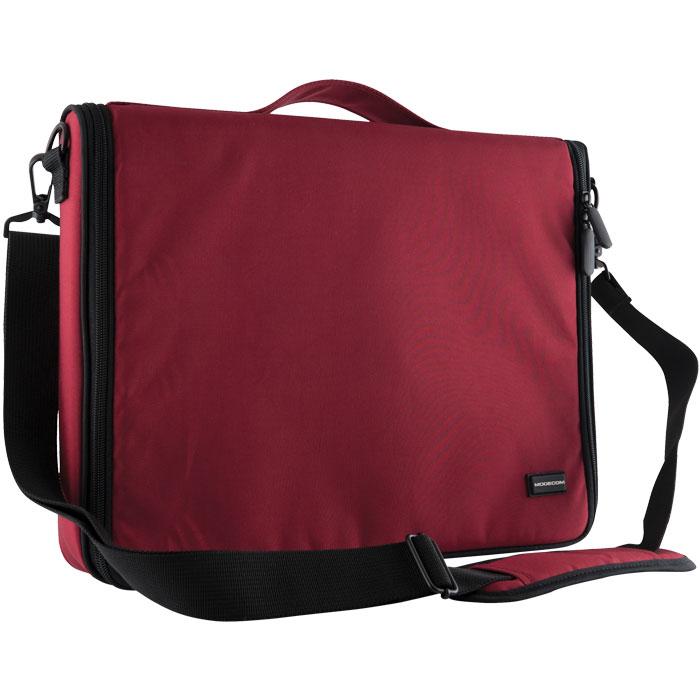MODECOM TORINO 15.6 RED LAPTOP BAG