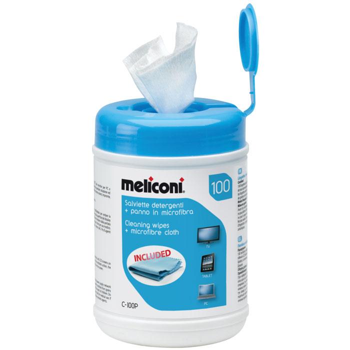 MELICONI C-100P WIPES 100pcs