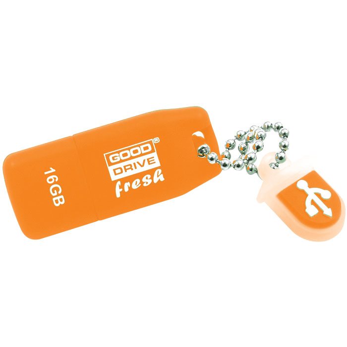 GRAM USB STICK 16GB ORANGE FRESH USB 2.0 / PD16GH2GRFOR9