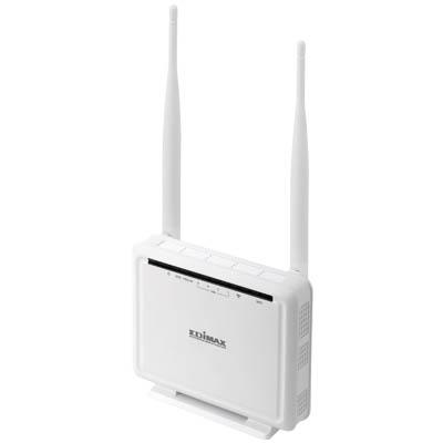 EDIMAX AR-7286WNA N300 WIRELESS ADSL 2/2+ MODEM ROUTER WITH 4PORTS ANNEX A PSTN