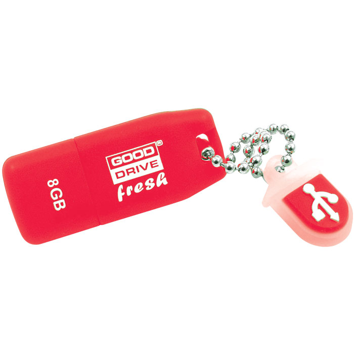 GRAM USB STICK 8GB STRAWBERRY FRESH USB 2.0 / PD8GH2GRFSR9