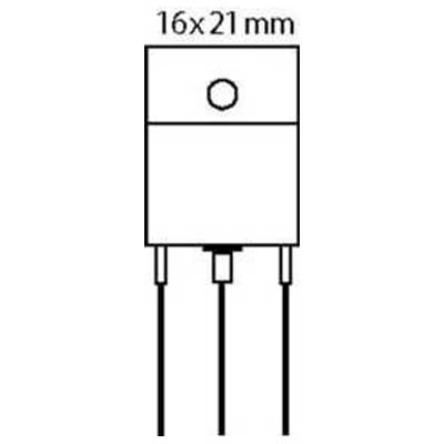 IRF P450 TRANSISTOR