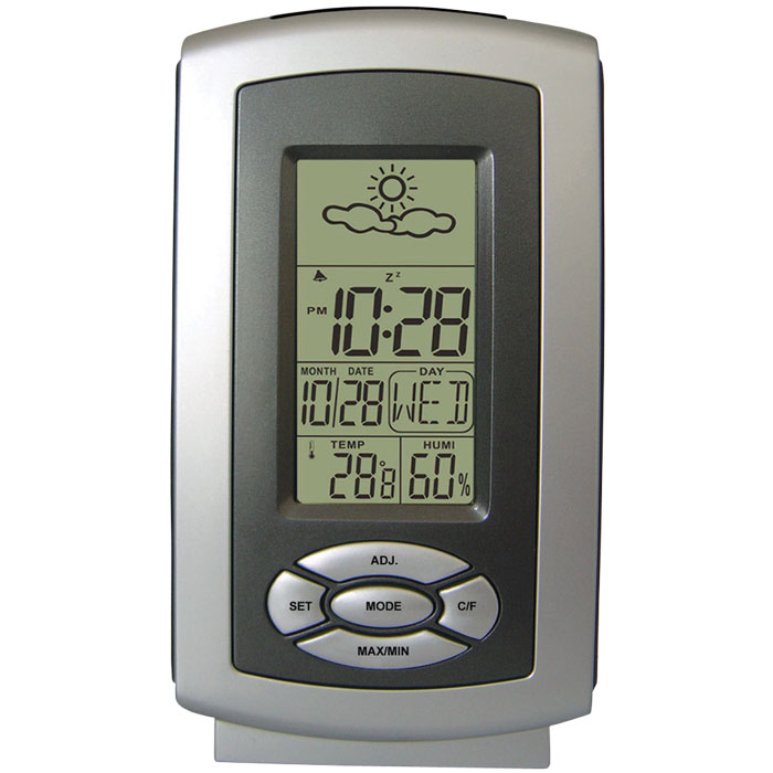 KN-WS100N Thermo hygrometer weather station