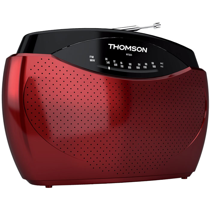 THOMSON RT223 RED