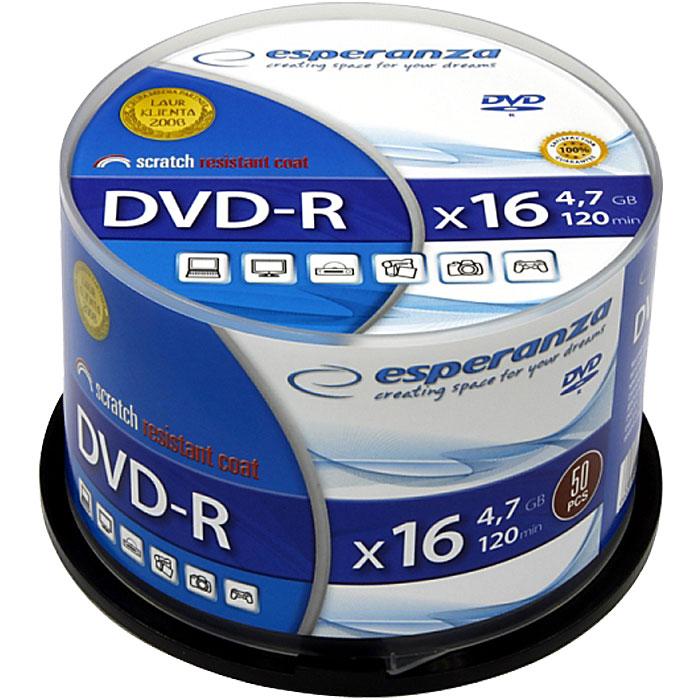 ESP DVD-R 4,7GB X16 - CAKE BOX 50 PCS