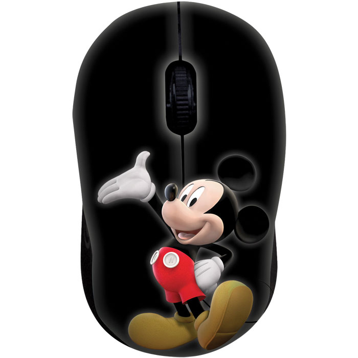 "DSY MM204 ""MICKEY"" MINI OPTICAL MOUSE USB"