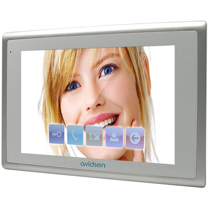 AVIDSEN 112210 NORDSTROM2 MONITOR 7 TOUCH SCREEN (4 WIRES CONNECTION)