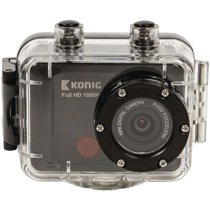 CSAC 300 Full HD action camera 1080p waterproof WiFi