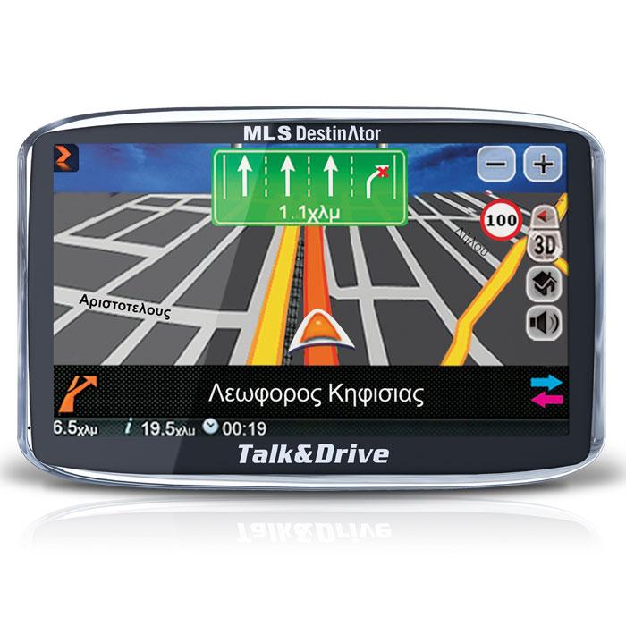 MLS DESTINATOR 50 TSP TALK&DRIVE (EUROPE) 33.ΜL.520.171